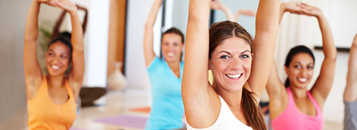Woman-in-Yoga-Class-Banner-Yoga For Beginners Springfield MO