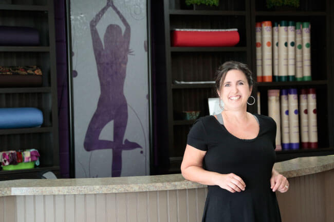 Brandy Hickman - Yoga Springfield MO
