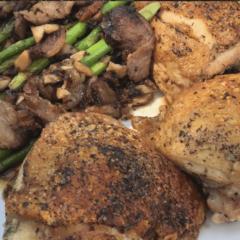 Healthy Fried Chicken