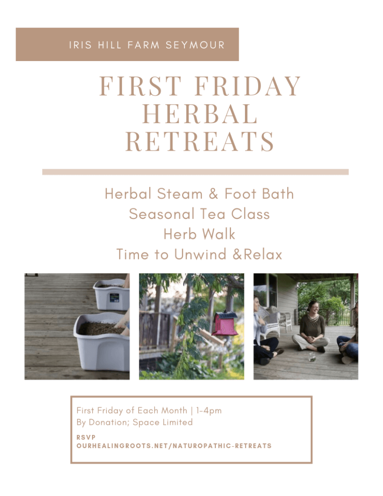 First Friday Herbal Re